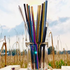 Metalstraws - Baukasten Set-12er